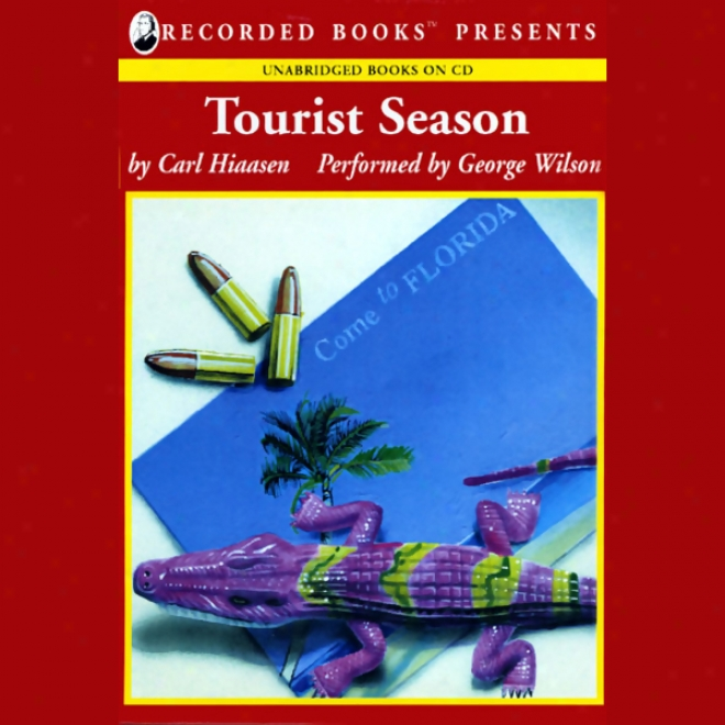 Tourist Season (unabridged)