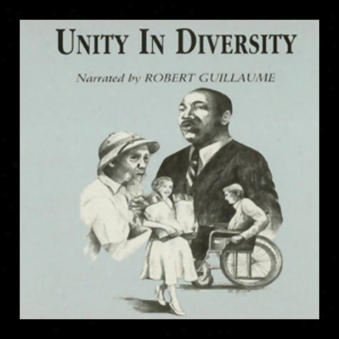 Unity In Diversity (unabridged)