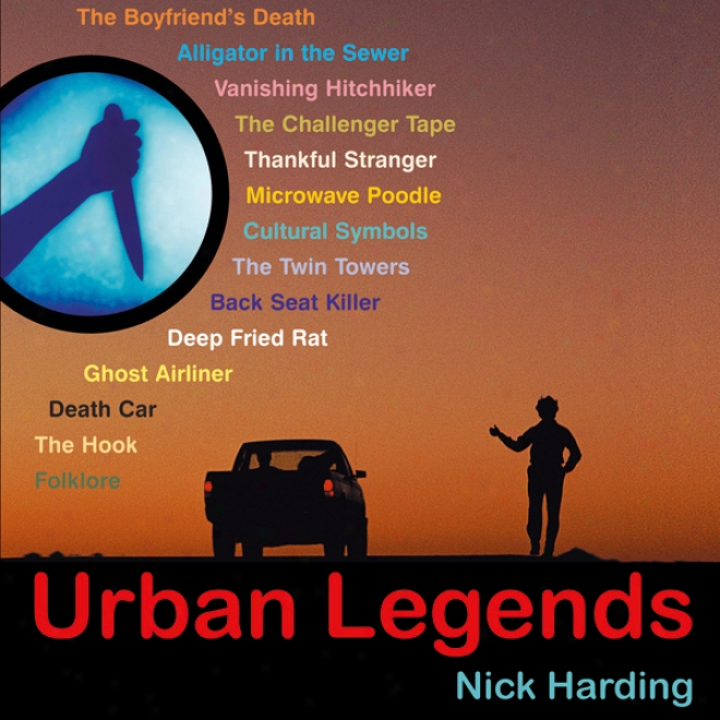 Urban Legends: The Pocket Essential Guide (unabridged)