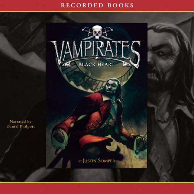 Vampirates 4: Black Heart (unabridged)
