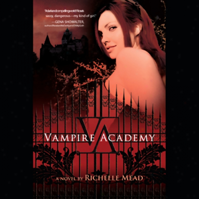 Parasite Academy: Vampire Academy, Book 1 (unabridged)