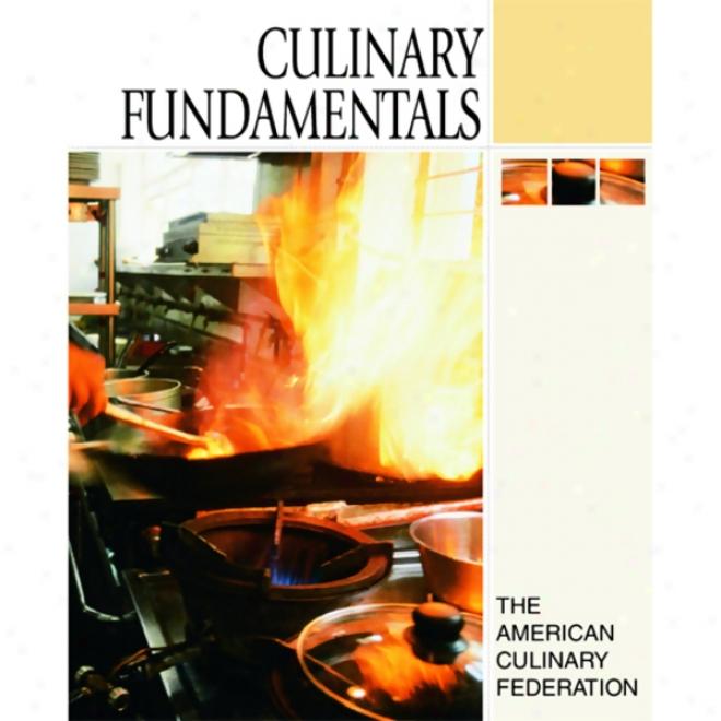 Vangonotes For Culinary Fundamentals, 1/e