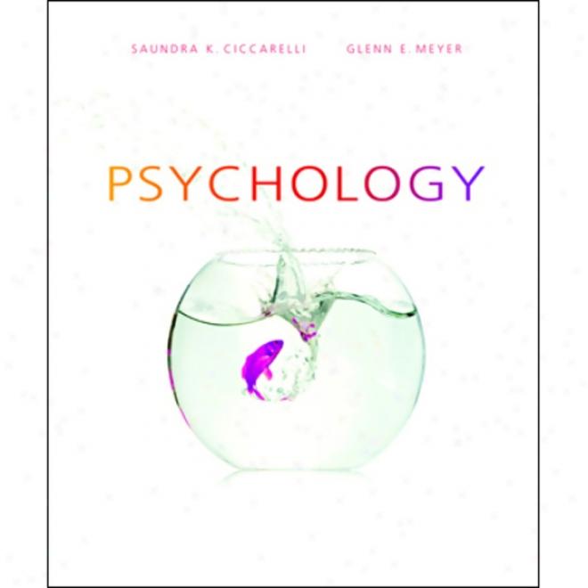 Vangonotes Concerning Psychology, 1/e