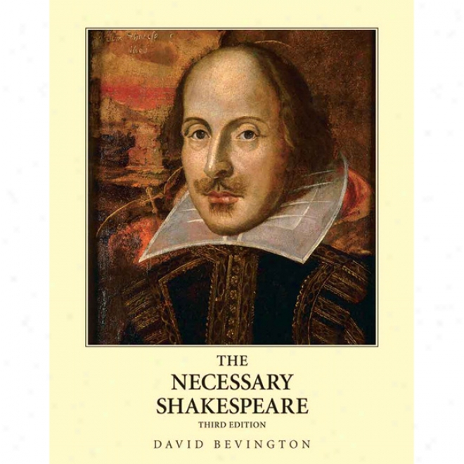Vangonotes For The Necessary Shakespeare, 3/e