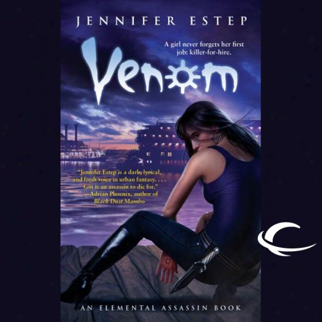 Venom: Elemental Assassin, Book 3 (unabridged)