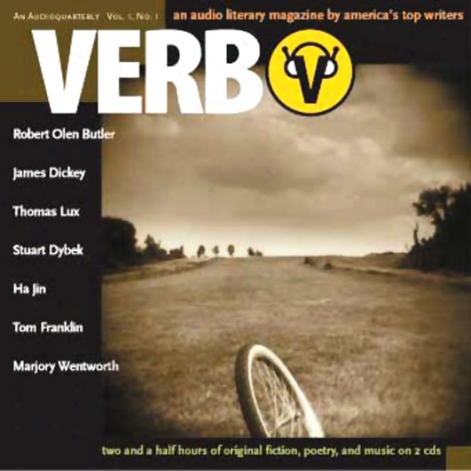 Verb: An Audioquarterly, Volume 1, No. 1