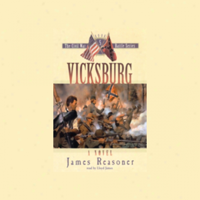 Vicksburg: Civil War Battle Series Book 5 (unabridged)