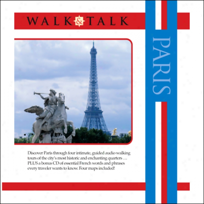 Walk And Talk Paris (unabridged)