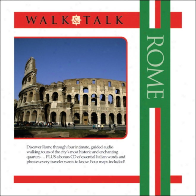 Walk And Talk Rome (unabridged)