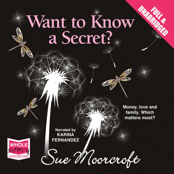 Want To Know A Secret? (unabridged)
