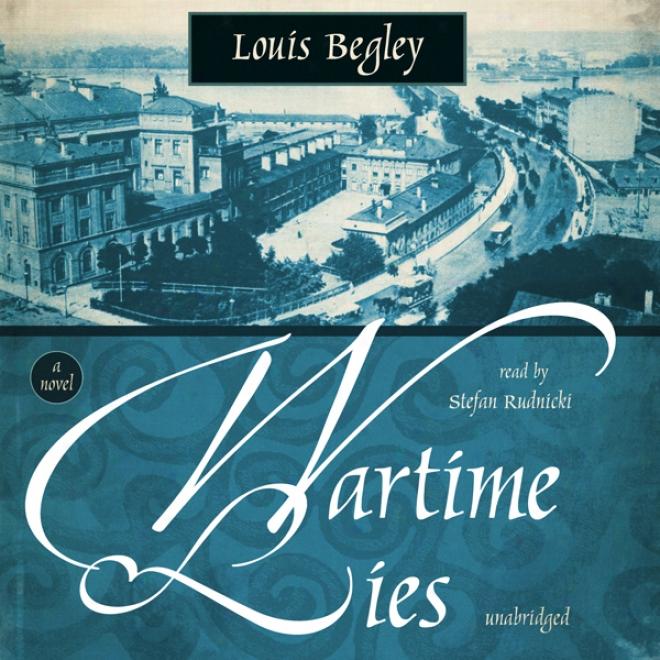 Wartime Lies (unabridged)