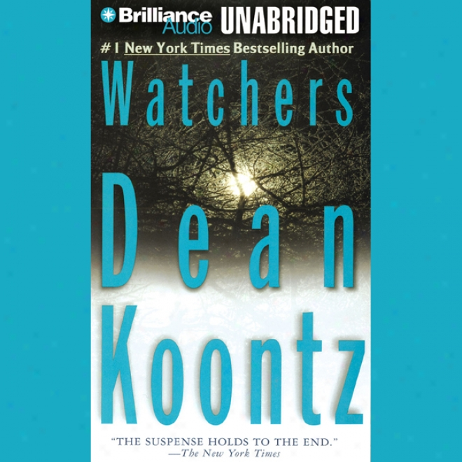 Watchers (unabridged)