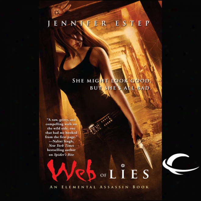 Web Of Lies: Elemental Assassin, Book 2 (unabridged)