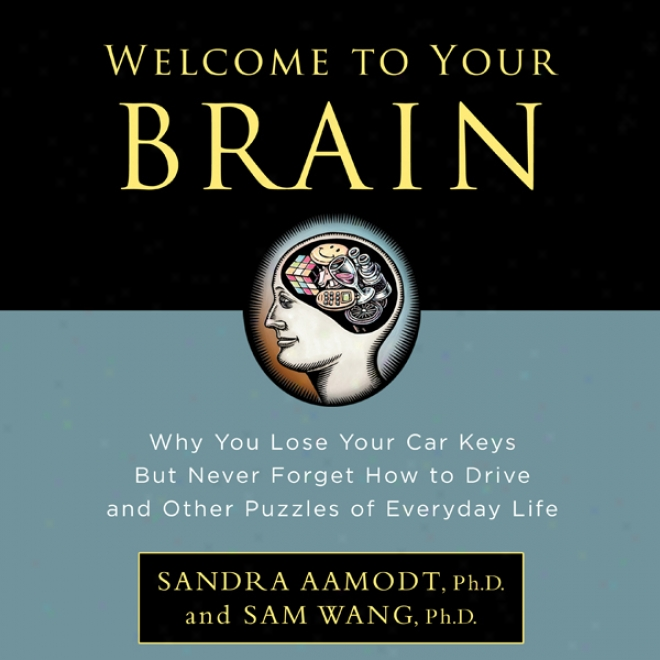 Welcome To Your Brain: Why You Lose Your Car Keys But Never Forget How To Drive And Other Puzzles Of Everyday Life (unabridged)