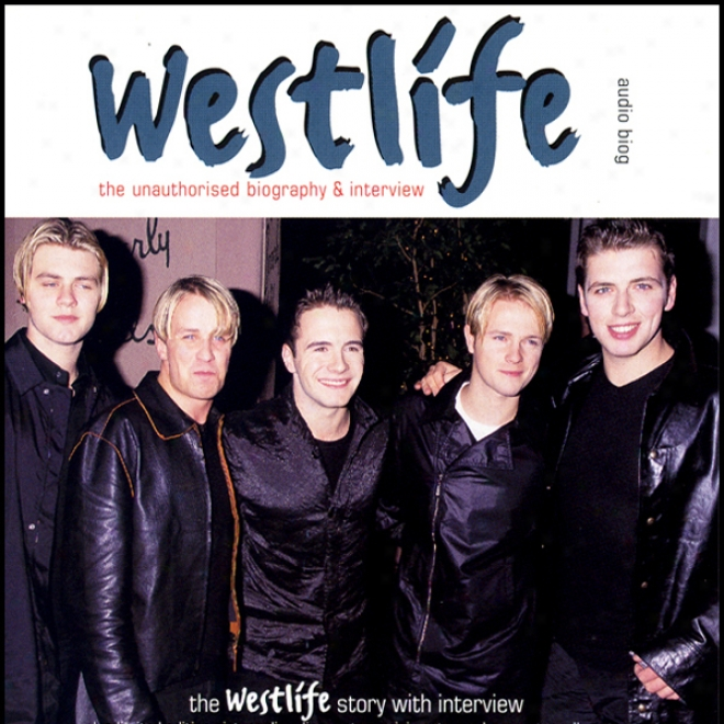Westlife: A Rockview Audiobiography
