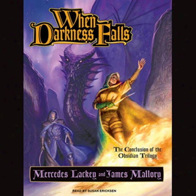 When Darkness Falls (unabridged)