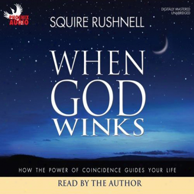 When God Winks At You:: How God Speaks Directly To You Through The Power Of Coincidence (unabridged)
