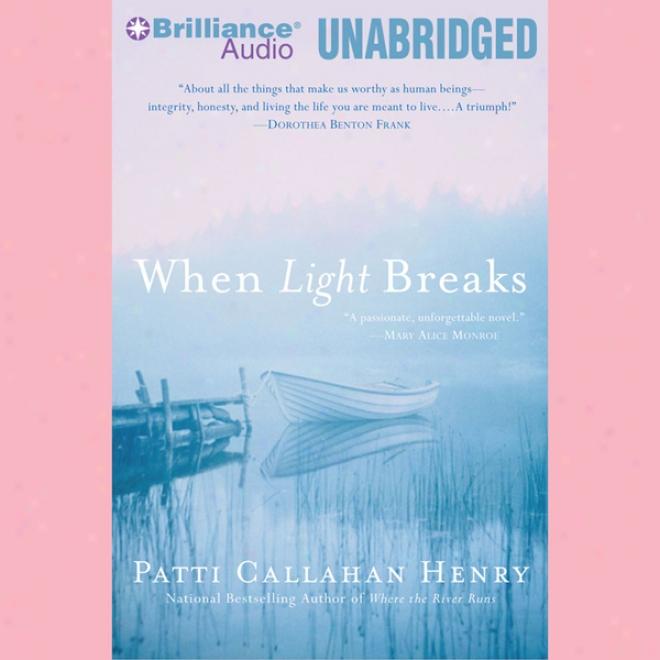 When Unencumbered Breaks (unabridged)