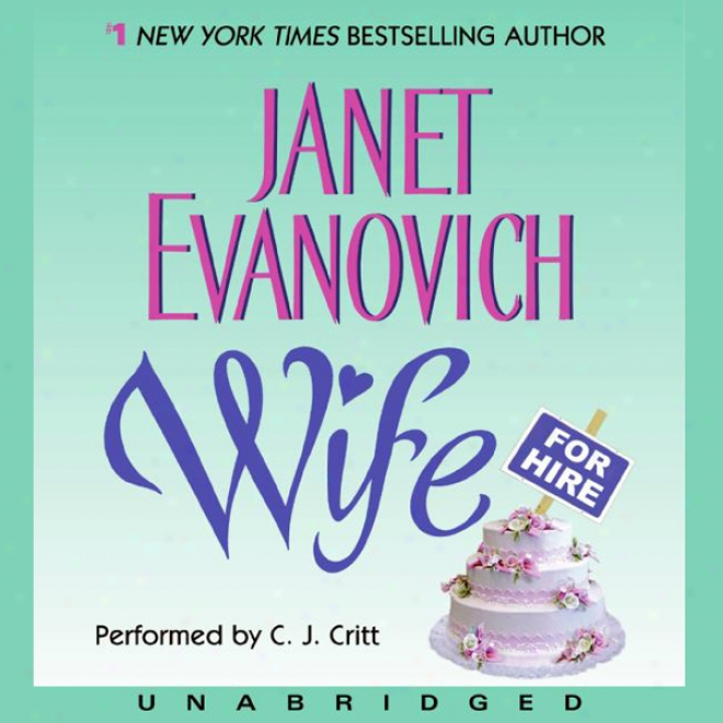 Wife For Hire (unabridged) 92606817600