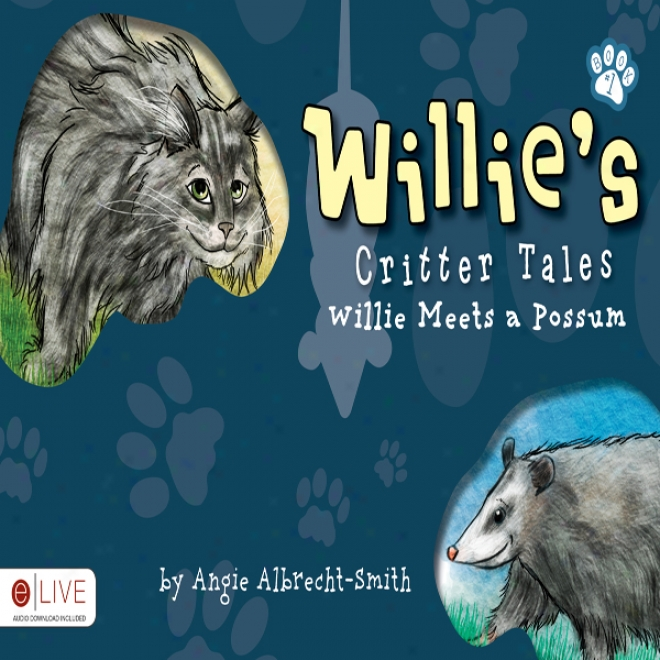 Willie's Critter Tales: Willie Meets A Possum (unabridged)