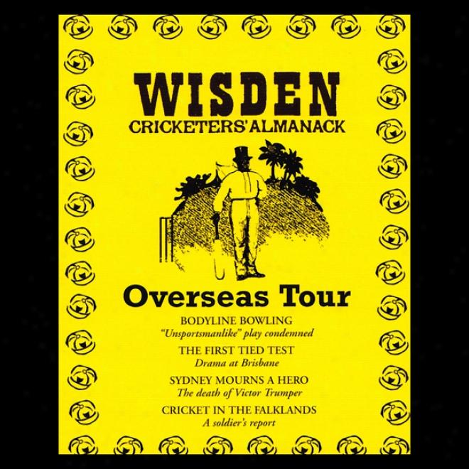 iWsden: Overseas Tour (unabricged)