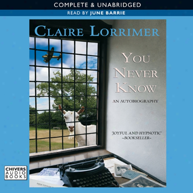 You Never Know (unabridged)