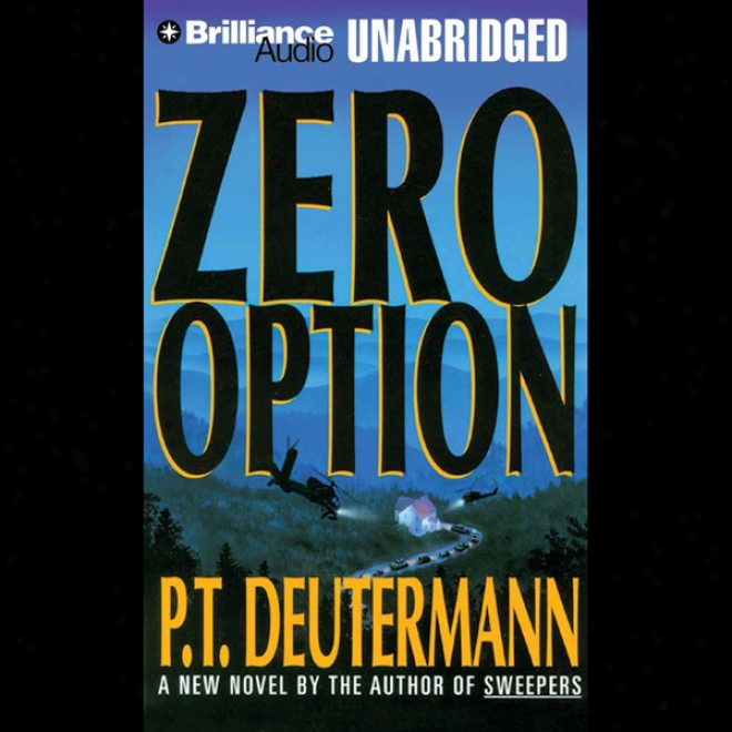 Zero Option (unabridged)