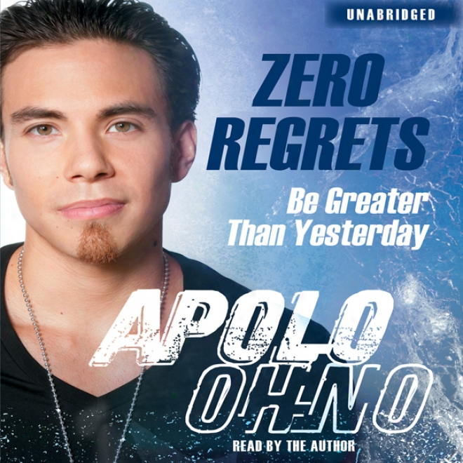 Zero Regrets (unabridged)