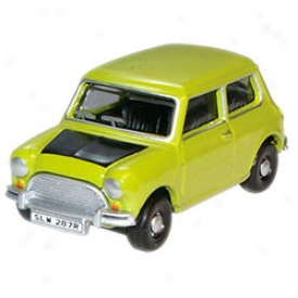 1976 British Leyland Mini 1000 Model Car