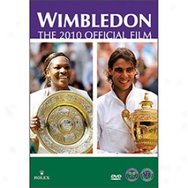 2010 Wimbledon Official Pellicle Dvd