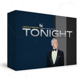 4 Decades Of The Tonight Show Dvd