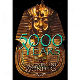 5000 Years Of Magnificent Wonders Dvd