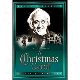 A Christmas Carol Emerald Impression Dvd