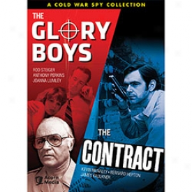 A Cold War Spy Accumulation: The Cnotract And The Glory Boys Dvd