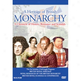 A Heritage Of British Monarchy Dvd