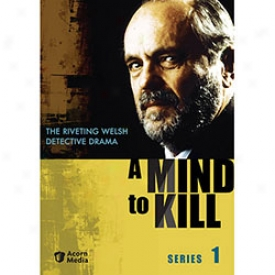 A Mind To Kill Series 1 Dvd