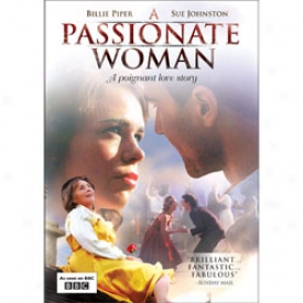 A Passionate Woman Dvd