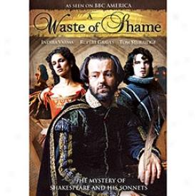 A Waste Of Shame Dvd