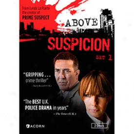 Above Suspicion Set 1 Dvd