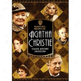 Agatha Christie Classic Mystery Collection Dvd