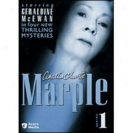 Agatha Christie Marple Series 1 Dvd