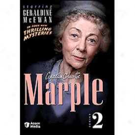 Agatha Christie Marple Serie s2 Dvd