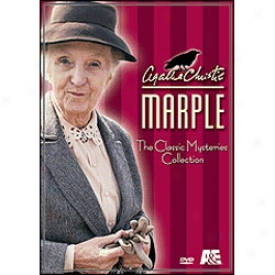 Agatha Christie's Miss Marple Classic Mysteries Collection Dvd
