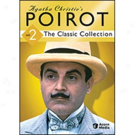 Agatha Christie's Poirot Classic Collection Regulate 2 Dvd