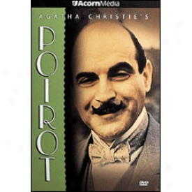 Agatya Christie's Poirot Set 3 (green) Dvd