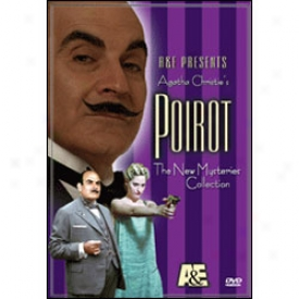 Agatha Christie's Poirot The New Mysteries Collection Dvd