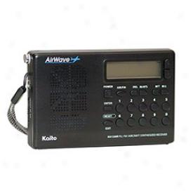 Aircraft Fm Stereo Radio