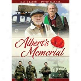 Albert's Memorial Dvd