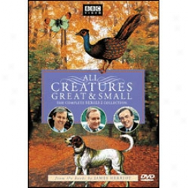 All Creatures Great And Small Succession 2 Dvd