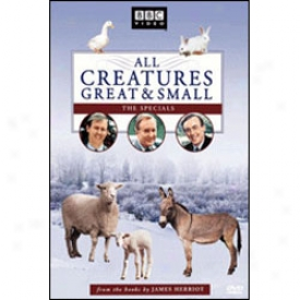 All Creatures Great And Small The Specials Dvd